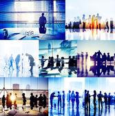 Global Business People, Handshake, Meeting and Communication — Stock Photo