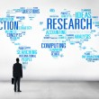 Research, Study and Result Concept — Stock Photo #71683825