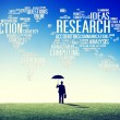 Research, Study and Result Concept — Stock Photo #71686075