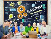 Business People and Recruitment Concept — Stock Photo