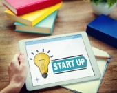 Start Up Business Concept — Stock Photo