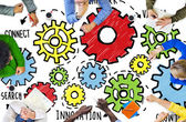 Diverse people and Teamwork Concept — Stock Photo