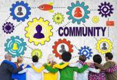 Diverse people and Community Concept — Stock Photo