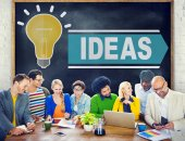 Diverse people and Ideas Concept — Stock Photo