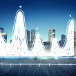 Parabola Investment Equation Graph Concept — Stock Photo #74703819