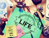 Life Breath Living Life Cycle Spirit — Stock Photo