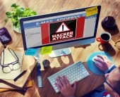 Web Designer and Office Design — Stock Photo