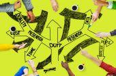 Accountable Reliability Concept — Stock Photo