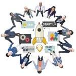 ������, ������: Startup Innovation Planning Ideas Concept