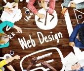Concepto de inspiración de diseño web — Foto de Stock