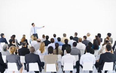 Business People Seminar Concept