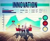Innovation Invention Creativity  Concept — Stock Photo