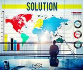 Problem Solving Concept — Stock Photo