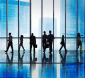 Group of Business People Concept — Stock Photo