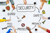 Security Protection Concept — Stock Photo