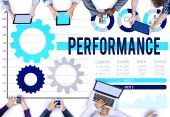 Performance Competency Concept — Stock Photo