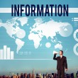 Information Research Result Source Concept — Stock Photo #78137048