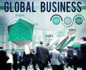 Global Business Konzept — Stockfoto