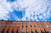 Georgian Dublin — Stock Photo