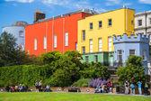 Ogrody zamkowe Dublin — Zdjęcie stockowe