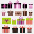 Gift Boxes — Stock Vector #53092355
