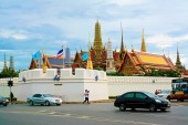 Grand palace for bangkok,thailand — Stock Photo
