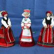 Постер, плакат: Souvenirs handicrafts Slavic folk crafts