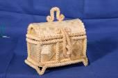 Souvenirs, handicrafts, Slavic folk crafts — Stock Photo