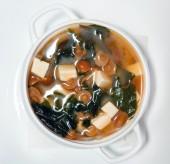 Soup, tasty food, appetite — Stock Photo