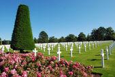 Normandy WW2 Memorial, France — Photo