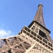 Eiffel Tower in Paris — Stock Video #67025697