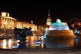 Trafalgar square, Londres, Angleterre, europe — Photo