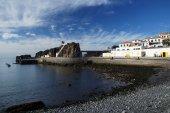 Camara de Lobos, Madeira, Portugal, Europe — ストック写真