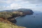 Ponta do Rosto, Madeira, Portugal, Europe — Stock Photo