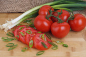 Vegetables, green-stuff — Stock Photo