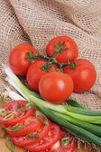 Grönsaker, grön-saker — Stockfoto
