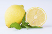 Lemon, fruit, citrus — Stockfoto