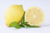 Lemon, fruit, citrus — Stock fotografie