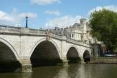 Richmond Bridge, London, England — Stock Photo