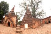 Yadana Hsemee Pagoda Complex. — Foto de Stock