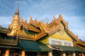 Soon U Pone Nya Shin Pagoda,Myanmar. — Stock Photo