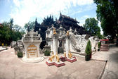 Shwenandaw kloster i Mandalay, Myanmar. — Stockfoto