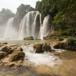Ban Gioc waterfall in Vietnam. — Stock Photo #60445465