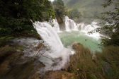 Datian waterfall in China. — Stock Photo