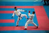 Sport of Karate-Do. — Stock Photo