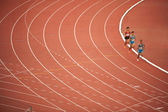 5000 m.in Thailand Open Athletic Championship 2013. — Stock Photo