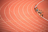 5000 m.in Thailand Open Athletic Championship 2013. — Стоковое фото