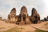Phra Prang Sam Yod Temple,Thailand. — Stock Photo