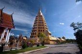 Pha That Chedi Sri Pho Thong Is Pagoda In Wat Ta It,Thailand. — Stock Photo