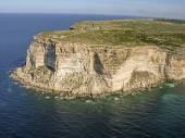 Capo Ponente, Lampedusa — Stock Photo